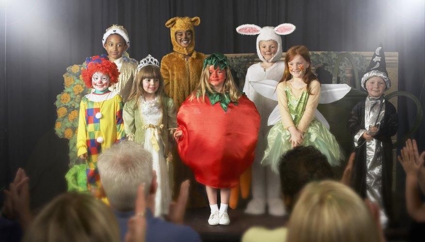 A school play.