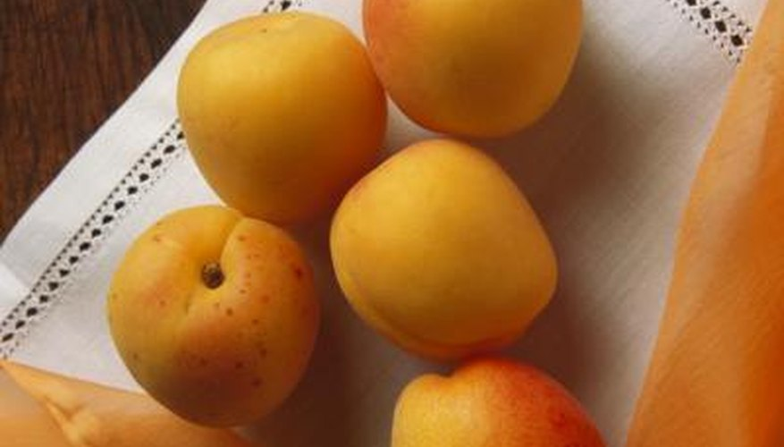 Whether fresh or dried, apricots have a sweet, tangy flavour.