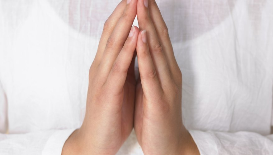 Dedicate a portion of your day to prayer.