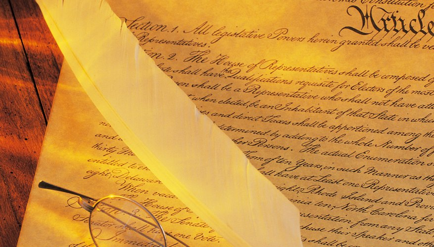 Amending the U.S. Constitution is not an easy task.
