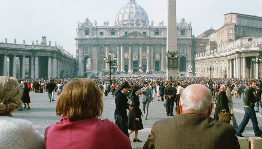 The Vatican strives to maintain its traditional doctrine.