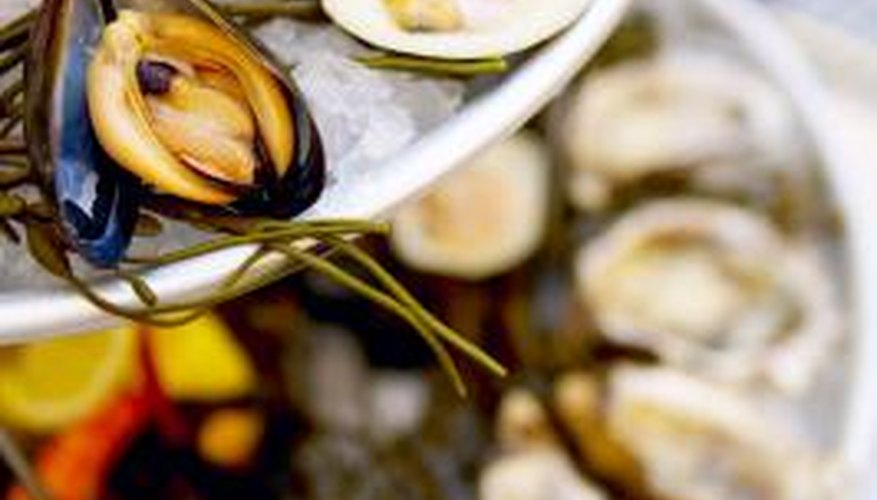 Mussels can be a tasty treat if cooked correctly.