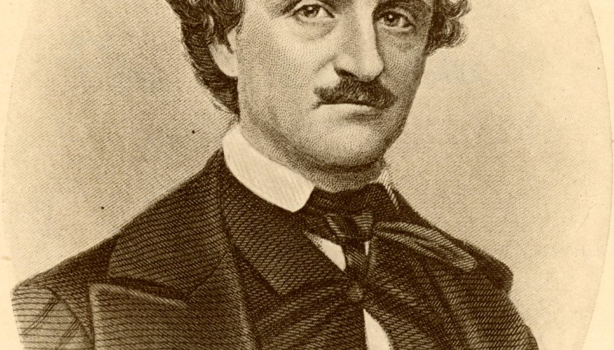 Edgar Allan Poe has been called a master of suspense and