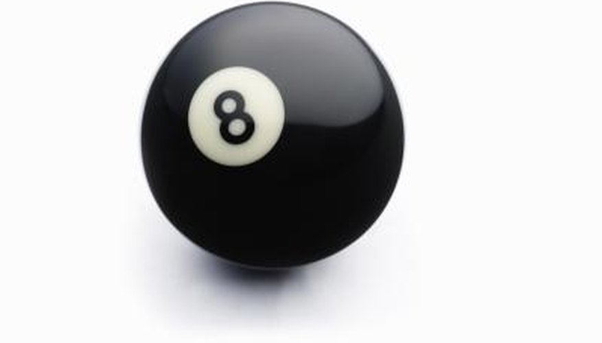 Measure a pool ball by its circumference and diameter.