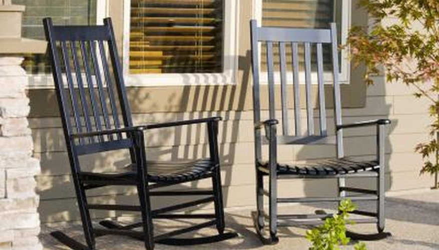 The process applies to any interior or exterior wood furniture.
