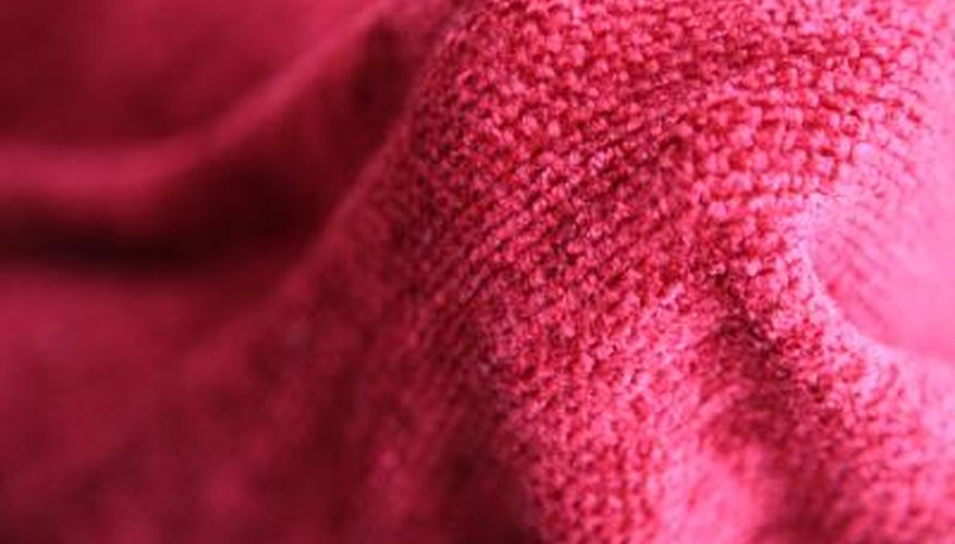 Chenille has been handmade in the U.S. since the late 1890s.