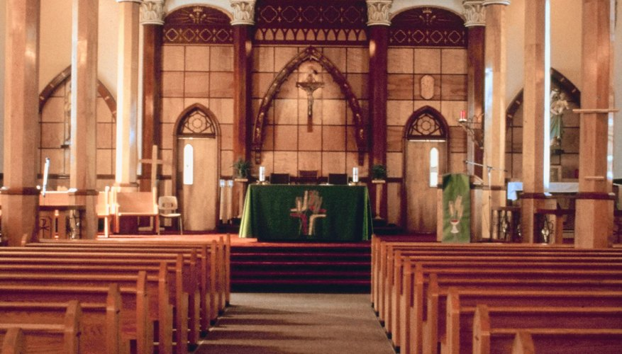 A Taize service can take place in any church.