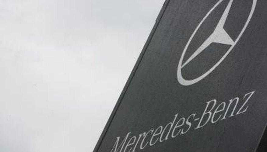 Mercedes-Benz manufactures multiple van models in Europe.