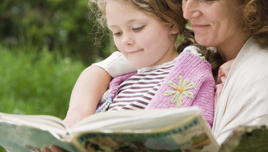 Elementary School Activities for Family Reading Night