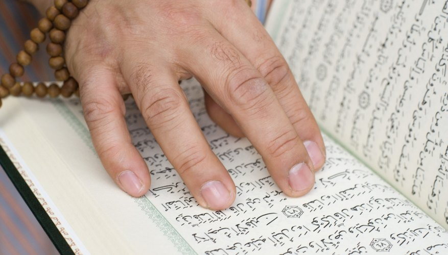 Obtain a Quran in order to study Shia Islamic ideals.