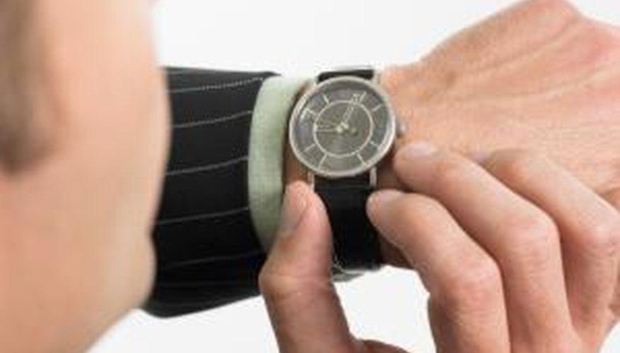 A quartz watch is a timeless timepiece.