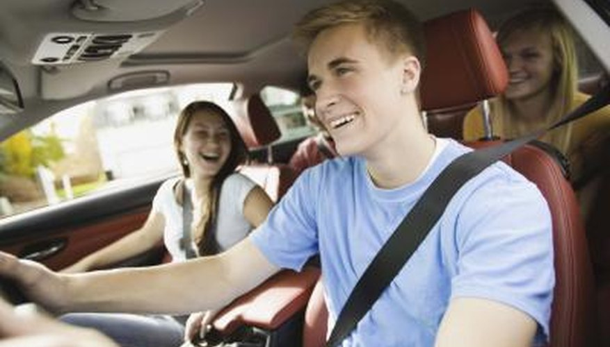 The use of a seat belt is a good indication of responsibility.