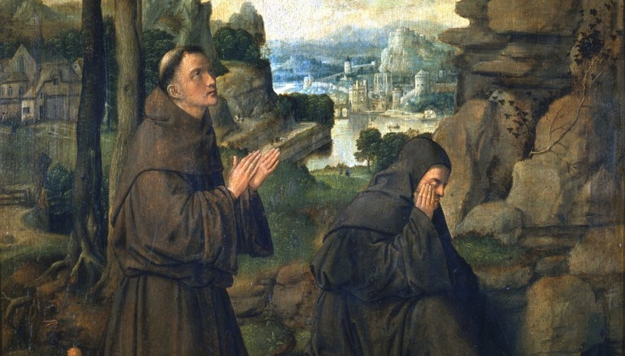 Orders of Roman Catholic monks date back to the fourth century.