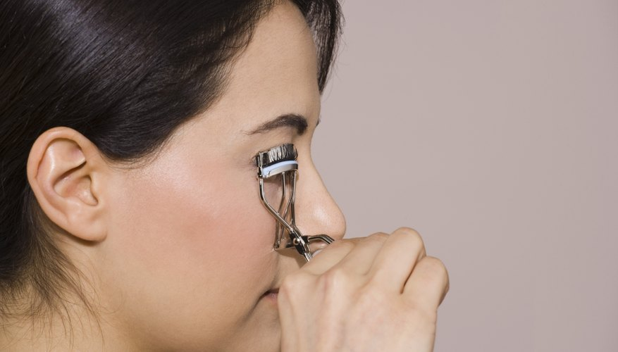 An eyelash curler can make a noticeable difference with little time and effort.