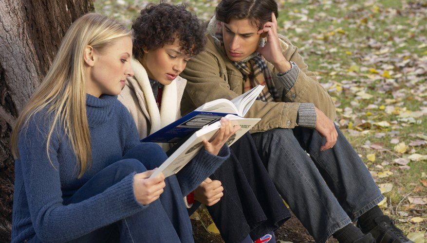 Forming a study group can help college students get back on track academically.