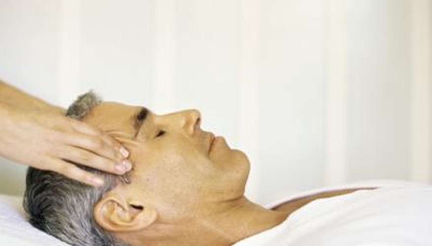 Head massages originated in India about 1,000 years ago.