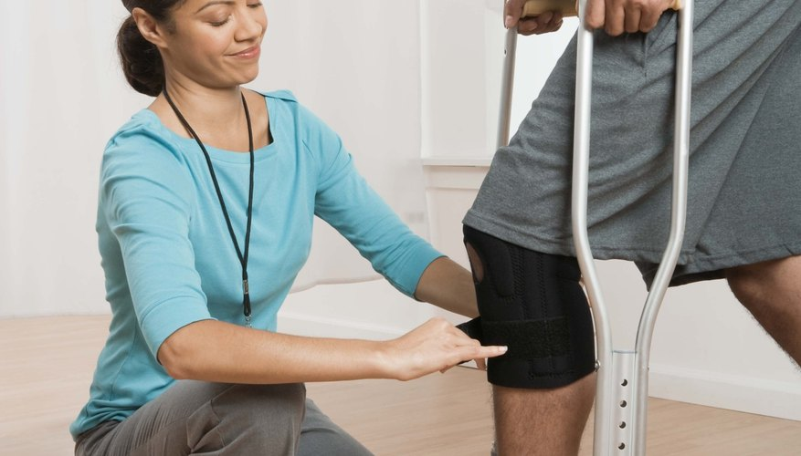 Orthopedic physical therapists specialize in bone injuries and diseases.