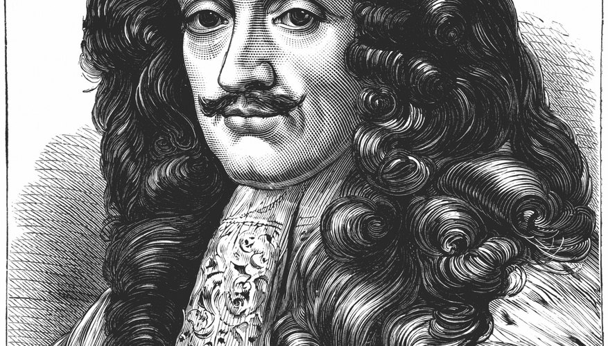 King Charles II (known as the