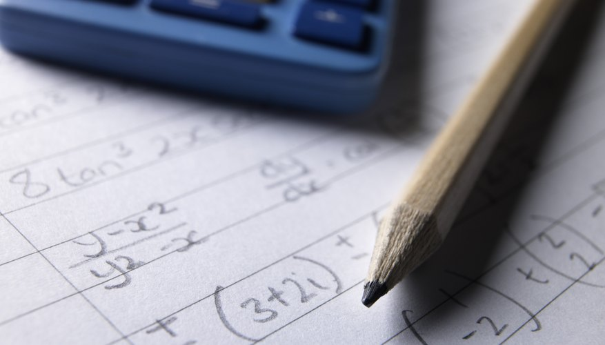 Practicing calculus problems can help you prepare for the GRE Mathematics Subject Test.