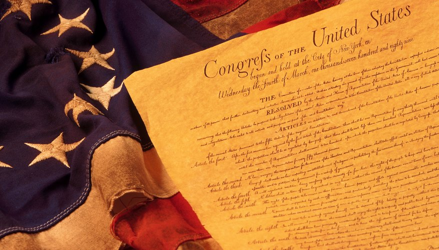 The Bill of Rights, which was not included in the original Constitution of 1787, was hotly debated at the Constitutional Convention.