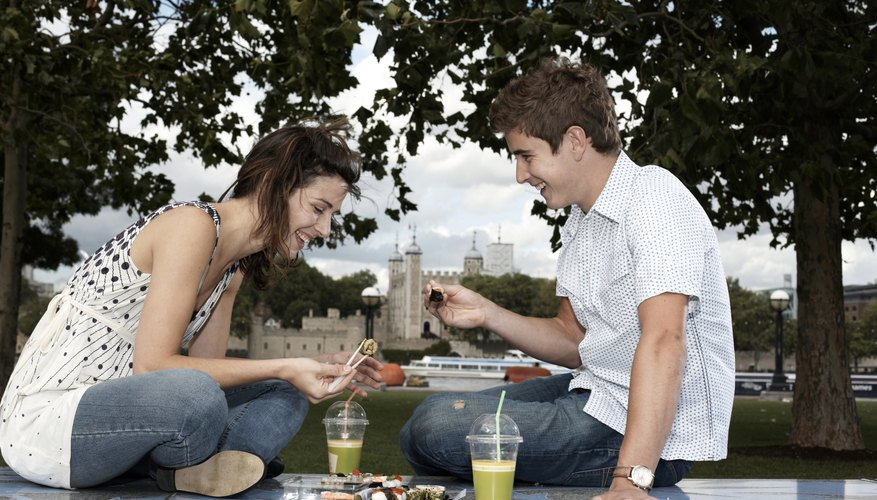 When rekindling a relationship, spend time together doing things you both enjoy.