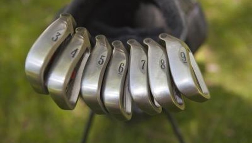 Cobra Golf is famous for its oversized irons.