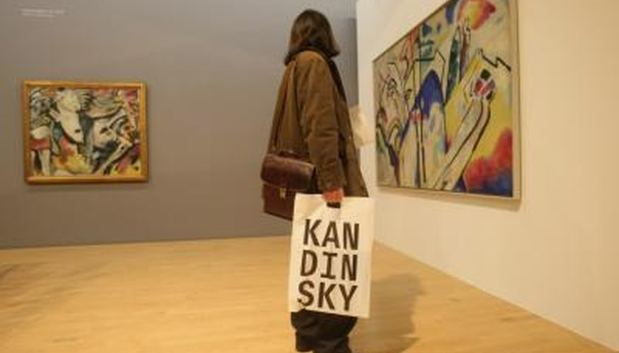 Kandinsky is one of the most significant artists of the 20th century.