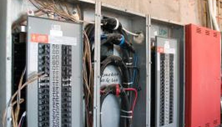 Properly torqued bus connections are vital in any electrical system.