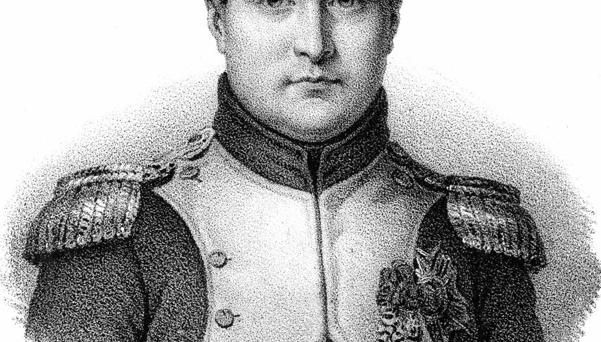 French leader Napoleon provided an opportunity for Latin American independence movements.