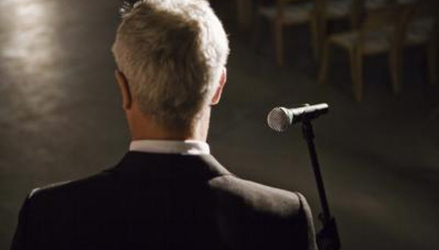 Tribute speeches are the time to recognise your subject's accomplishments.