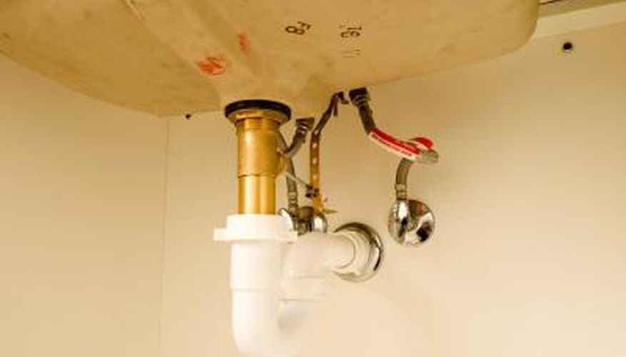 Nominal flow rate data can help you match plumbing fixtures to pipes and valves.