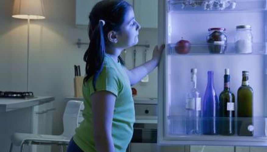 Keep all parts of your refrigerator clean to ensure the health of your family.