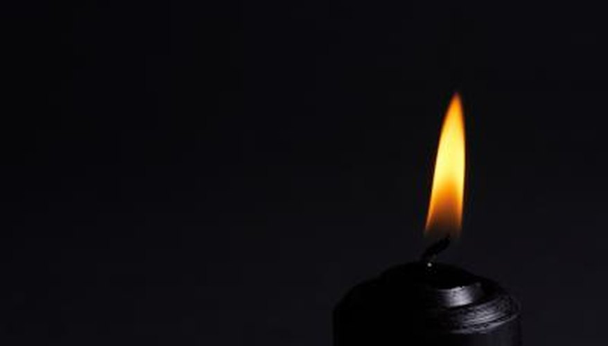 Zippo lighters use a wick design similar to a candle.
