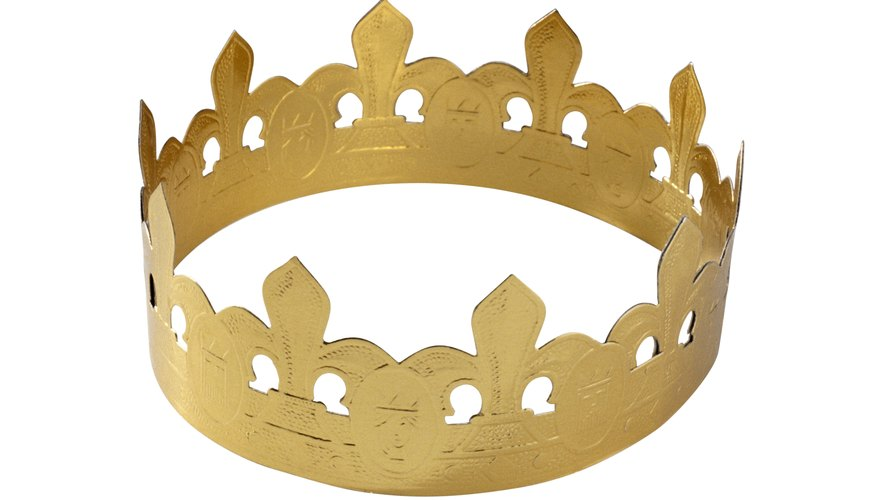 European monarchs valued both tangible and intangible symbols of wealth.