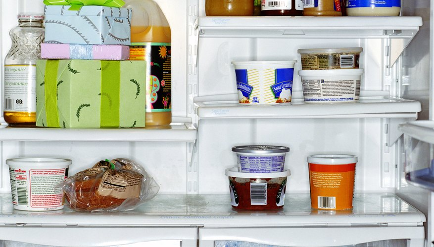 If your refrigerator stops working, the control thermostat may have shorted out.