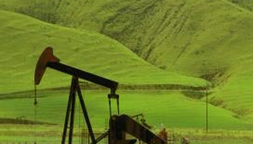 Overburden Pressure must be established when building oil wells