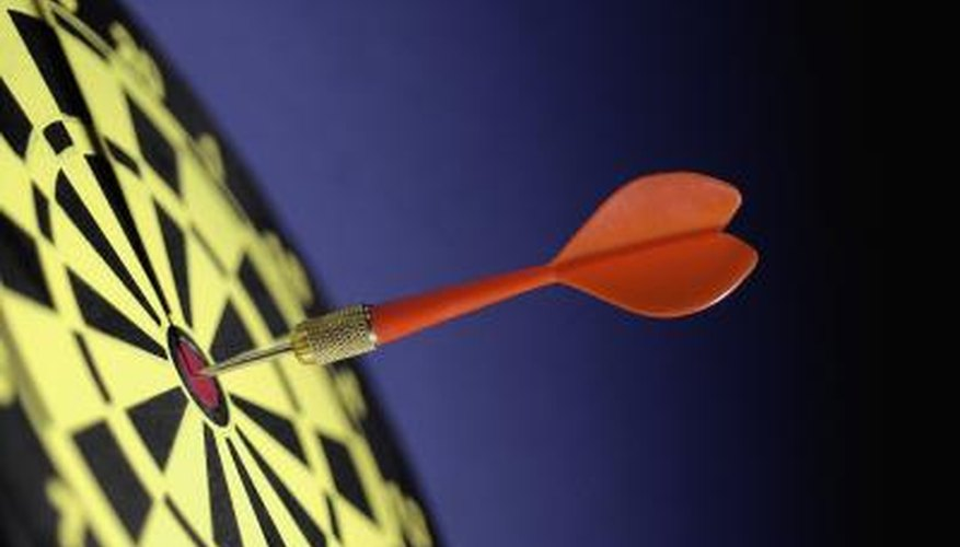 Protect your darts with flight protectors.