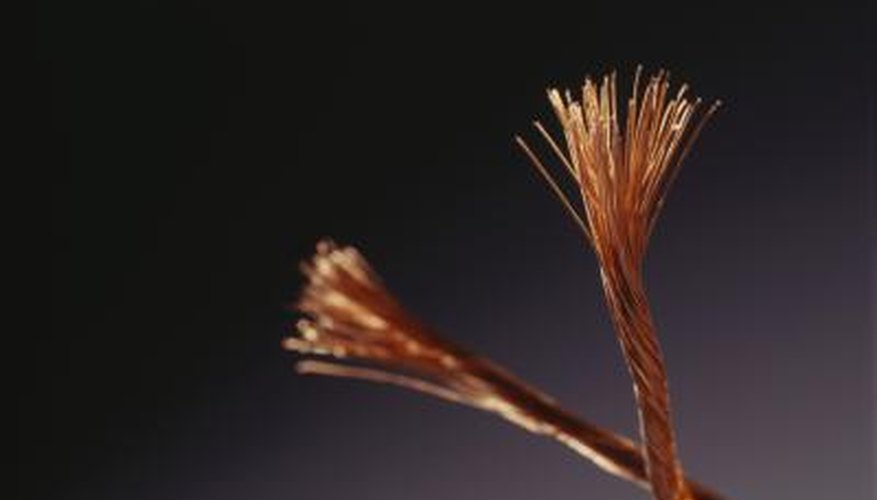 Scrap copper wire should be free of dirt and any plastic coating before it is melted.