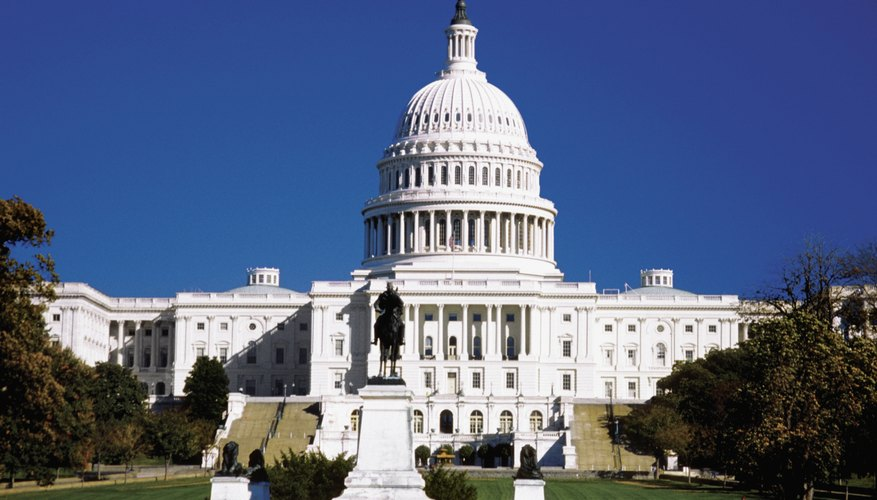 Congress has two legislative bodies with equal power.