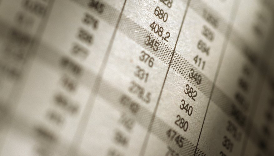 Recording data in an organized fashion makes data analysis easier.