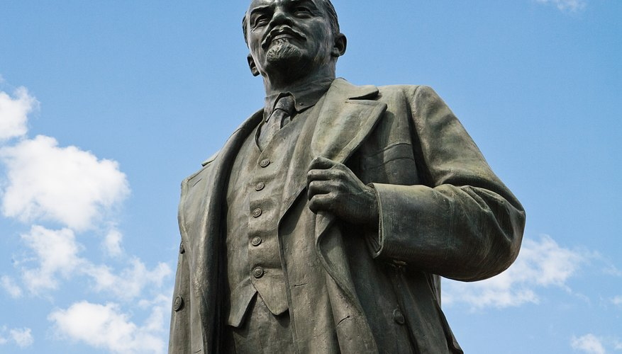 Lenin founded the Soviet Union, which incorporated the communist ideology.