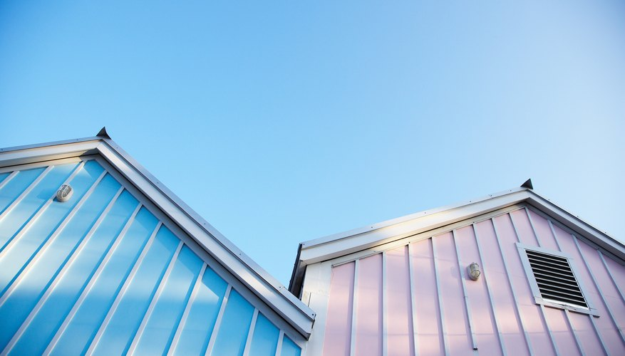 Choosing the right roof pitch helps protect your shed from the elements.