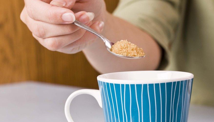 Demerara is a type of brown sugar.