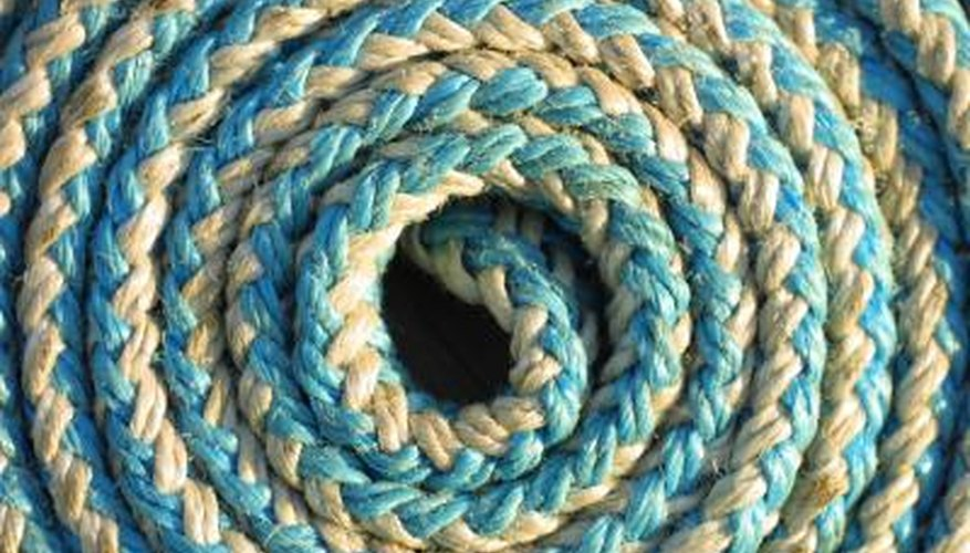 A Karada can be made from simple rope.