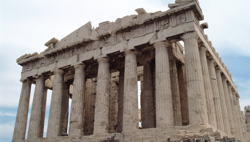 Democracy comes from an ancient Greek word meaning