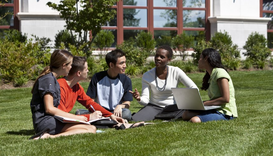 Meet girls on your college campus quad.