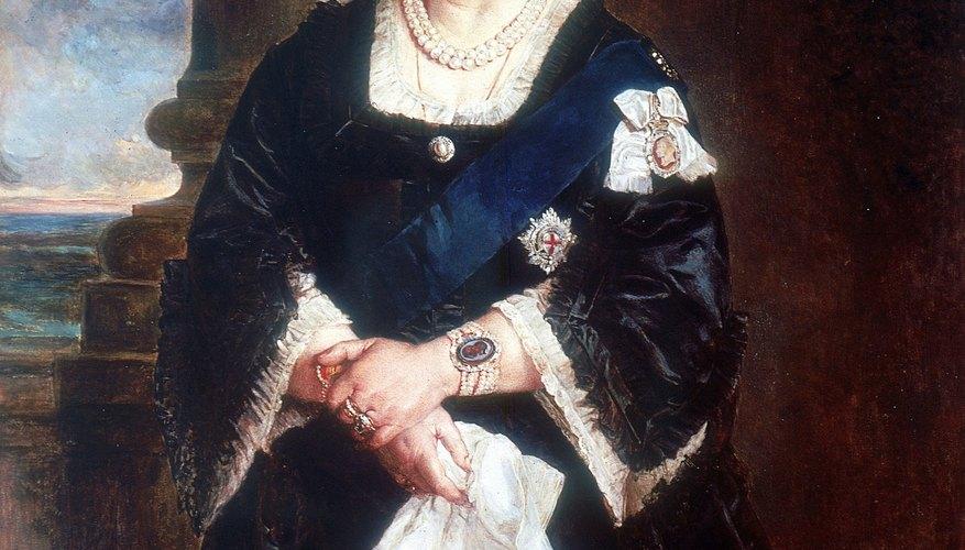 Queen Victoria reigned between 1837 and 1901.