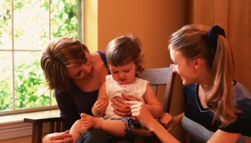 A job as a babysitter is an ideal job for housewives who also have kids of their own to care for.