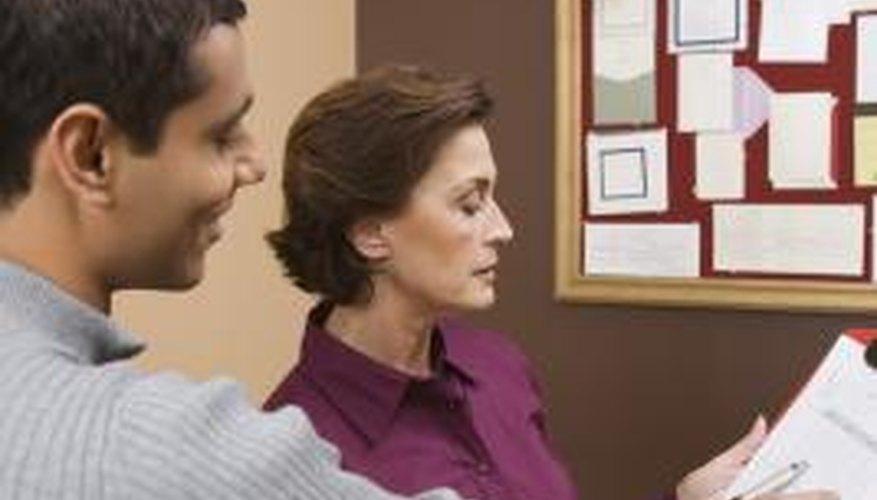 Notice boards convey information and encourage participation.