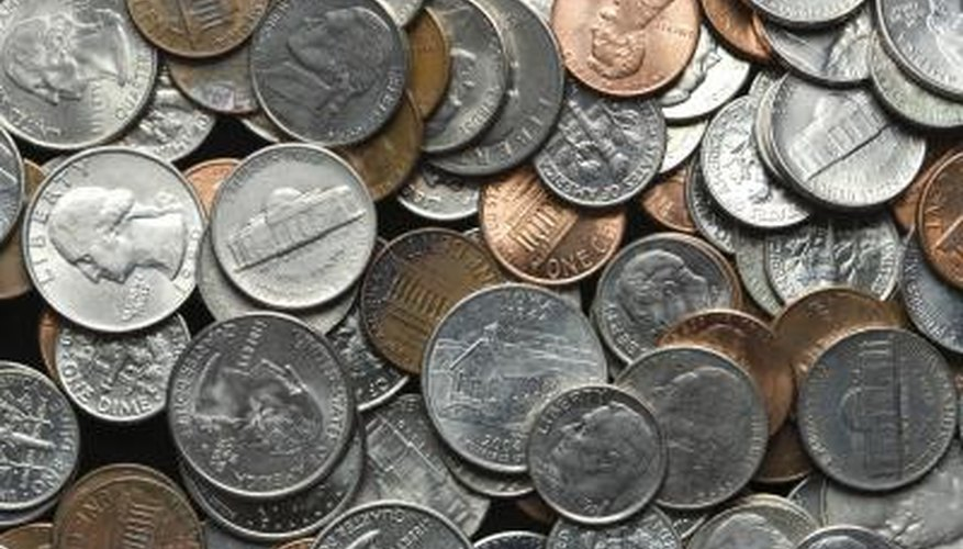 Nickels comprise about one-fourth nickel.